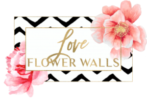 Love Flower Walls